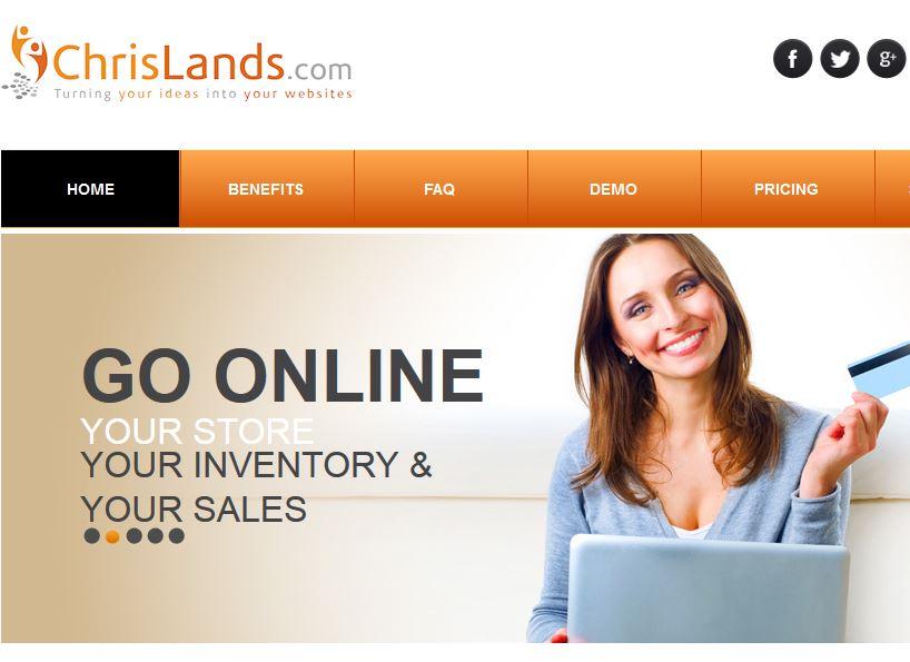 Chrislandssite