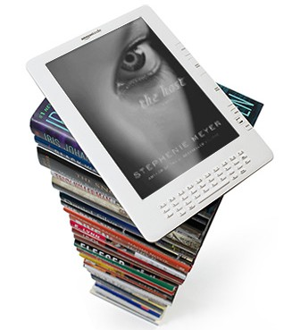 Kindle v books