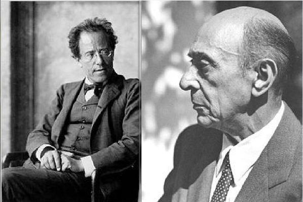 Mahler-schoenberg