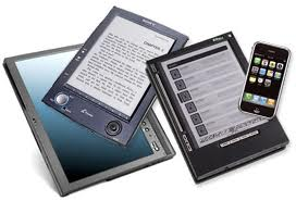 All kinds of tablets e readers