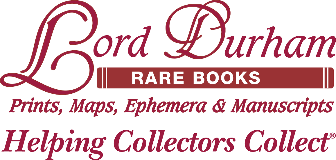 Lord Durham Rare Books