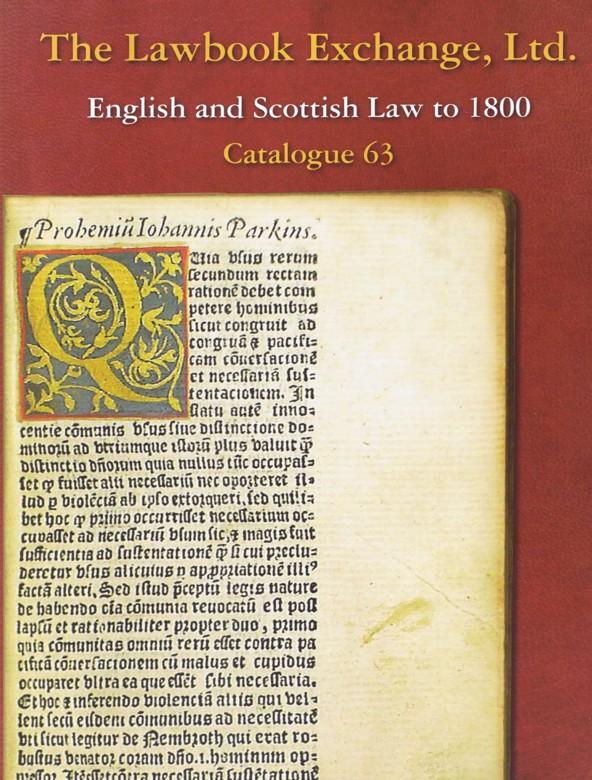 Lawbook63